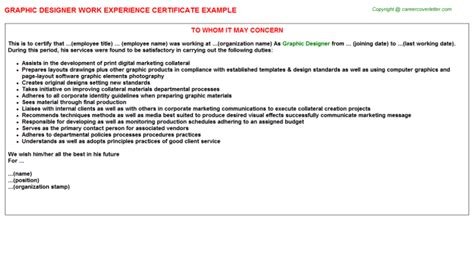 Work Experience Letter For Green Card Experience Letter For Green Card 100 Employment Verification Letter Sle Best Employment
