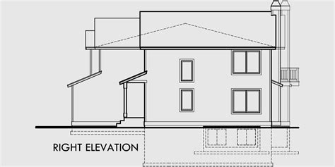 Duplex House Plans Duplex House Plan With 2 Car Garage D 422 Duplex House Plans With 2 Car Garage