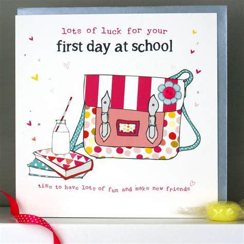 cards at school day at school card boy by molly mae