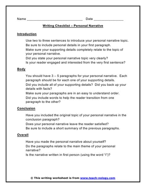 How To Write A Narrative Essay by A Personal Narrative Essay 500 Word Paper
