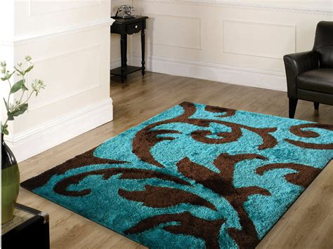 turquoise and brown rug soft indoor bedroom shag area rug brown with turquoise rug addiction