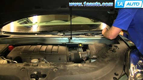 repair windshield wipe control 2011 gmc canyon engine control how to install replace wiper motor or linkage acadia enclave outlook traverse youtube