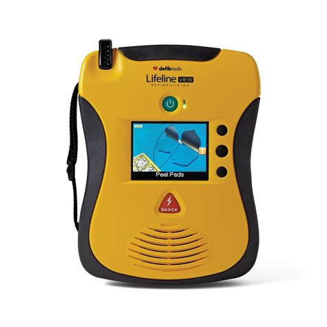 defibtech lifeline view operator s defibtech lifeline view aed aed 174