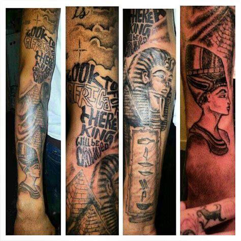 egyptian quarter sleeve tattoo 25 best ideas about egyptian tattoo sleeve on pinterest