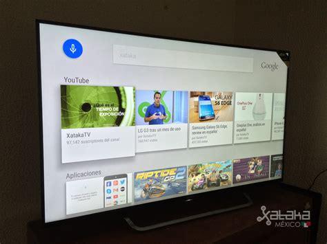 Android Tv Sony Bravia sony bravia 4k android tv mexico 14