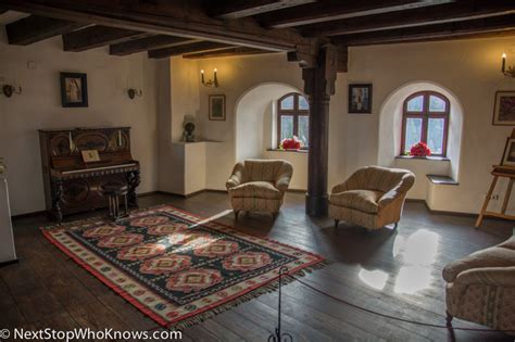 Bran Castle Interior Pictures by Next Stop Who Knows