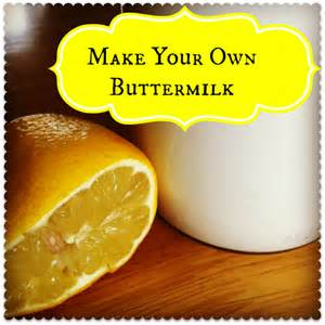 make your own buttermilk miss thrifty