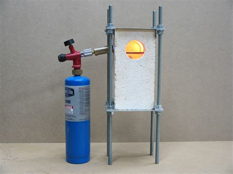 Diy Small Gas Forge 30 Micro Forge Make Diy Projects And Ideas For Makers