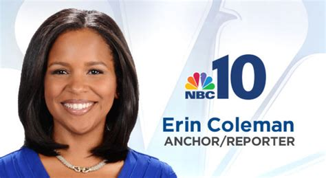nbc channel 10 philadelphia personalities erin coleman nbc 10 philadelphia