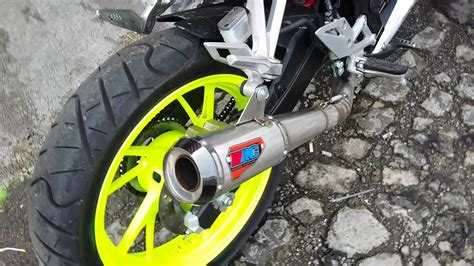 Knalpot Racing Proliner All New Cb150 all new cbr150r 2016 knalpot racing