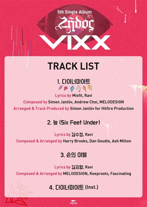 download mp3 full album vixx vixx reveals tracklist and highlight medley for quot zelos