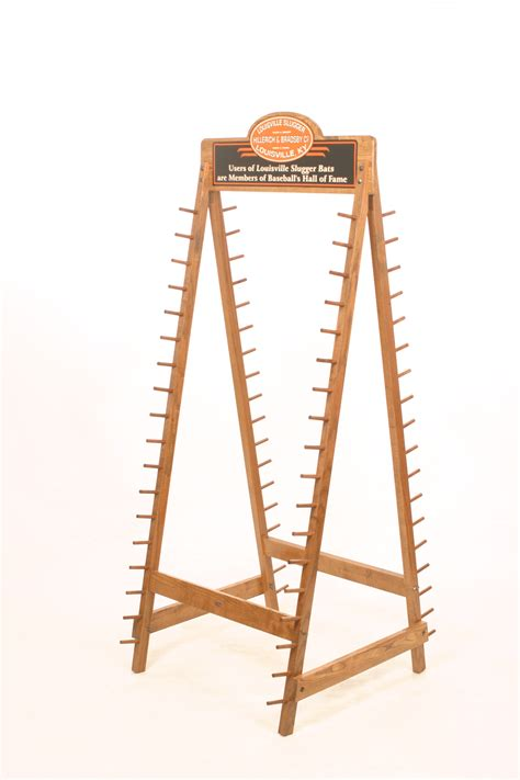 Bat Racks by Vintage Sports Restorations Authentic Reproduction Of