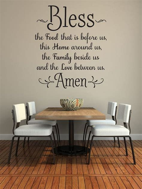 Wall Decals For Dining Room 25 Best Ideas About Dining Room Wall On Pinterest Dining Room Wall Decor Dining Wall