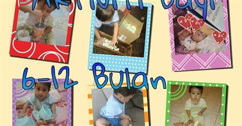 Bayi 6 12 Bulan kompilasi aktiviti bayi 6 12 bulan