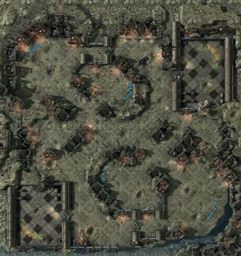 game of war building layout 2 war torn melee starcraft ii maps curse