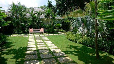 garden contemporary garden design ideas tropical landscape