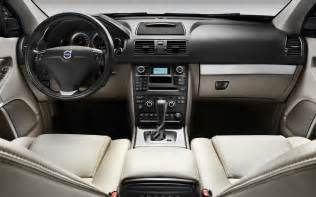 Volvo Xc90 Interior Pictures Volvo Xc90 Interior Car Interior Design