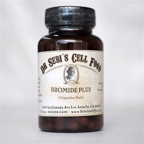 How To Detox Bromide 10 images about dr sebi on health