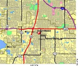 map of englewood colorado map colorado englewood