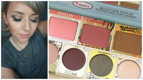In The Balm Of Your in the balm of your vol 1 palette review and