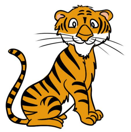 clipart picture tiger clip free clipart images cliparting