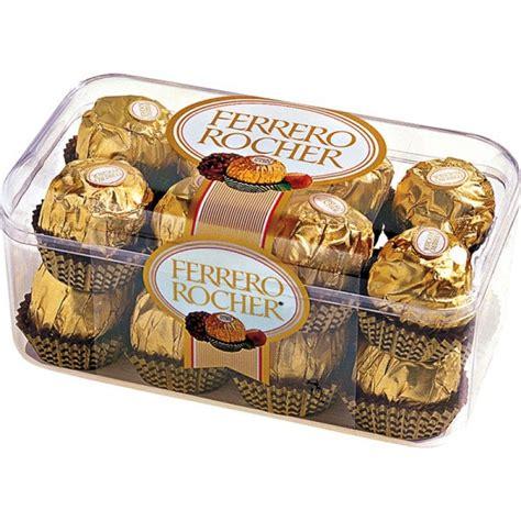 Ferrero Rocher 16 ferrero rocher 16