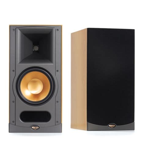 klipsch rb 75 bookshelf speakers review test price