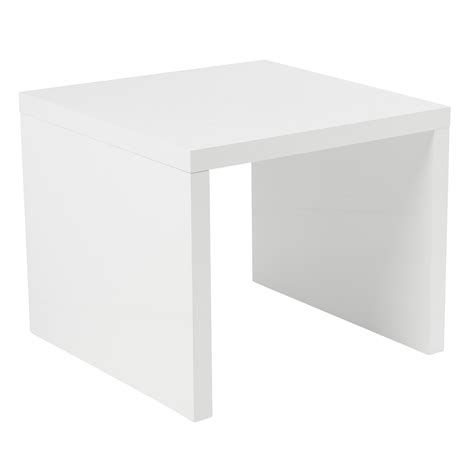 white side table modern end tables abel white side table eurway