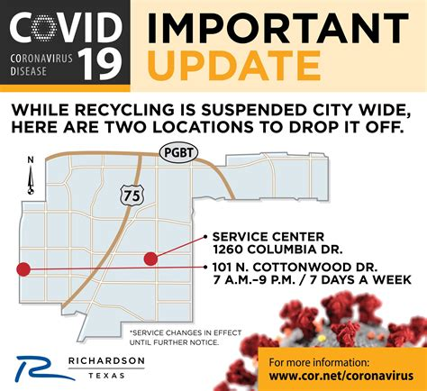 drop  recycling locations