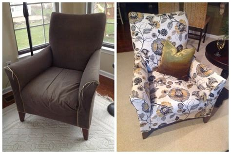 Upholstery Tutorial Chair by Diy Chair Reupholstery Tutorial