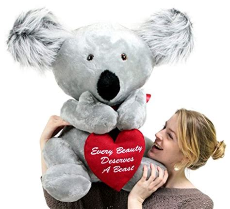valentines big stuffed animals 10 s day plush animals for your