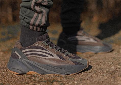 The Adidas Yeezy Boost 700 V2 Geode by Adidas Yeezy 700 V2 Quot Geode Quot Eg6860 Release Info Sneakernews