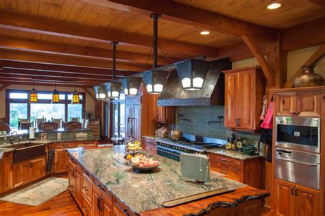 a frame kitchen ideas 3 story full timber frame traditional kitchen austin