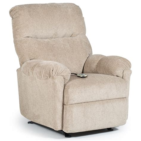 Lift Recliner Chairs by Best Home Furnishings Recliners Medium Balmore Power