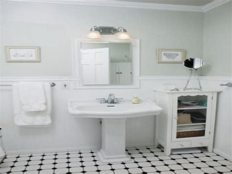 classic bathroom tile pinterest