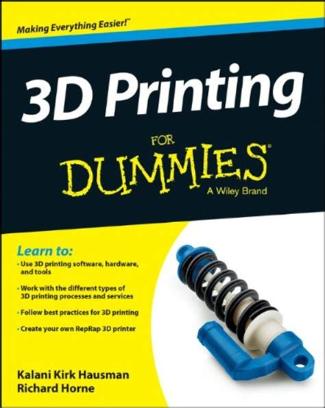 for dummies for dummies computer tech books 3d printing for dummies for dummies computer tech