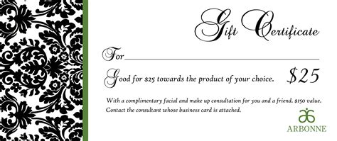 company gift certificate template gift certificate templates to print activity shelter