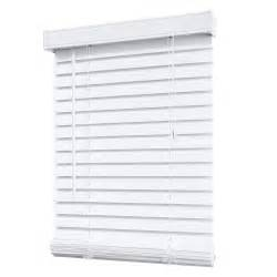 Home Decorators Collection 2 Inch Faux Wood Blinds by Home Decorators Collection 2 Inch Faux Wood Blind White