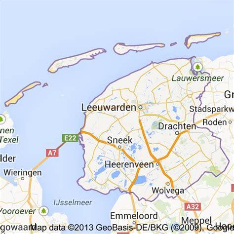 netherlands friesland map 17 best images about genealogy friesland netherlands on