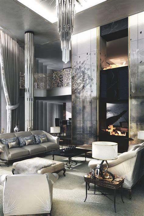 interior design ideas   glamorous living room