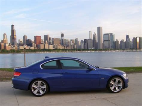 buy car manuals 2008 bmw 3 series parking system buy used 2008 bmw 335i coupe 18 000 miles 6 speed manual one owner chicago in chicago illinois