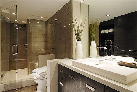 Modern Master Bathroom Ideas by Interior Designer Sassaman S Design In A Box Service Popsugar Home