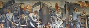 the wpa murals state of the art