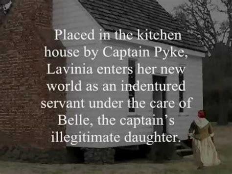 the kitchen house historical book trailer kathleen