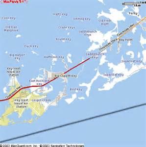 lower florida map