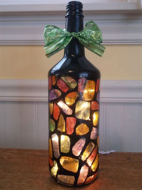 How To Make Bottle At Home 25 Diy Bottle Ls Decor Ideas That Will Add Uniqueness