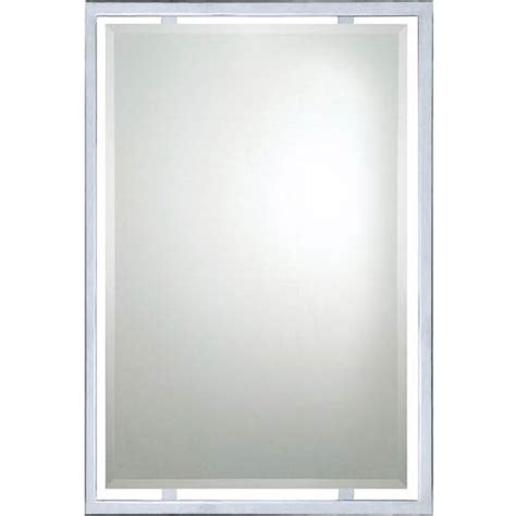 Mirror Polished Chrome Mirror Quoizel Wall Mirror Wall Polished Chrome Bathroom Mirrors