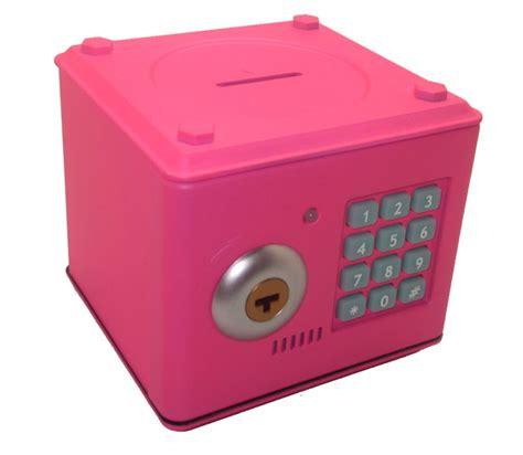 piggy bank safe box mini code safe box money atm piggy bank luxury