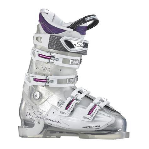 salomon ski boots salomon instinct 100 cs ski boots s 2013 evo outlet