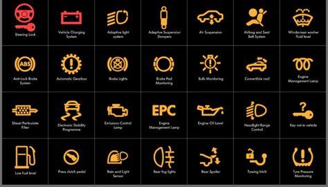 kia malfunction indicator light ara 231 lardaki arıza ve ikaz lambaları ve anlamları